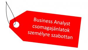 business analyst csomagajánlat